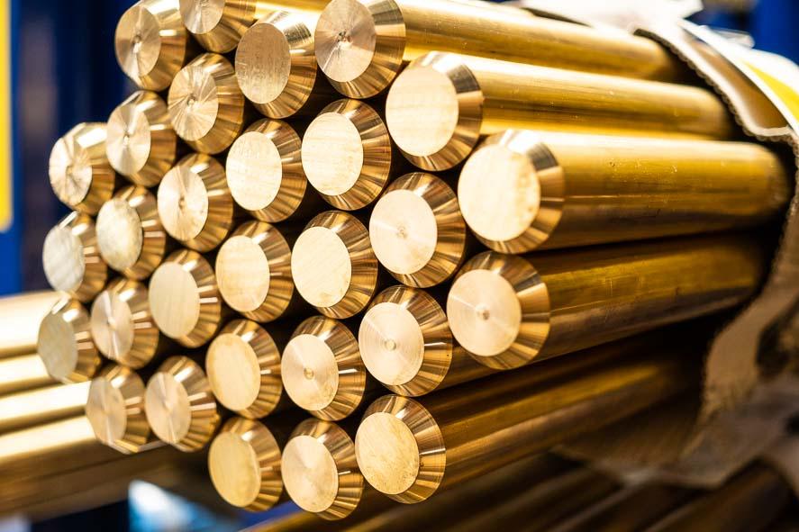Messing stangen rohre und profile metallhandel lauble