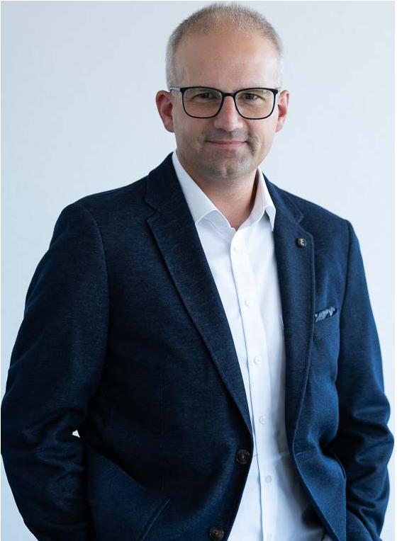 Dirk Pfaff von Metallhandel Lauble GmbH
