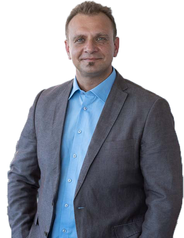 Maik Ramsperger von Metallhandel Lauble GmbH